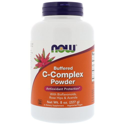 Now Foods, Buffered C-Complex Powder, 8 oz (227 g) Review
