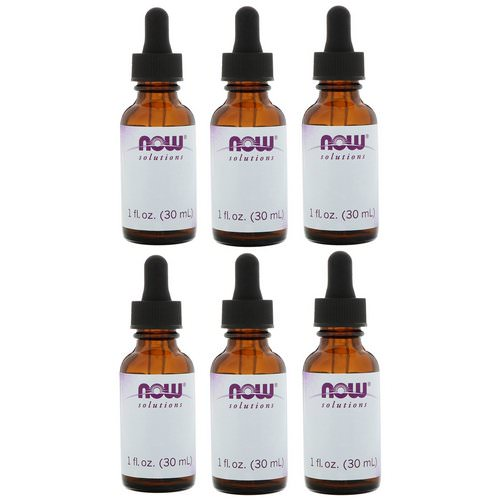Now Foods, Empty 1 fl oz Amber Glass Bottle + Dropper, Case of 6 Review