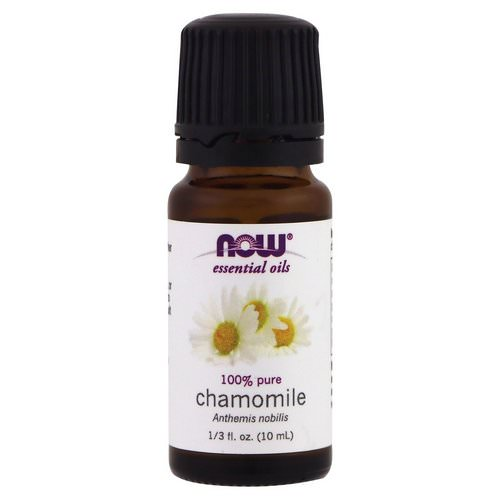 Now Foods, Essential Oils, Chamomile, 1/3 fl oz (10 ml) Review