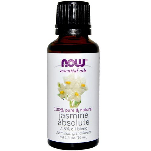 Now Foods, Essential Oils, Jasmine Absolute, 1 fl oz (30 ml) Review