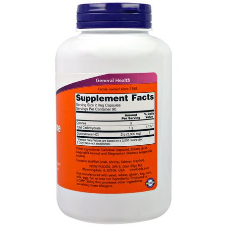 Glucosamine, Joint, Bone, Supplements