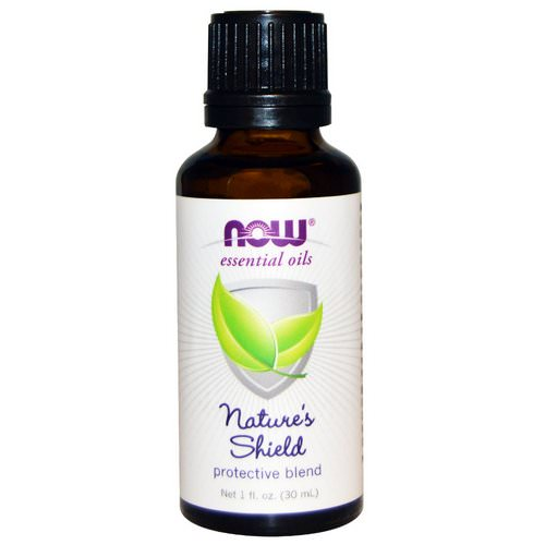 Now Foods, Nature's Shield, 1 fl oz (30 ml) Review