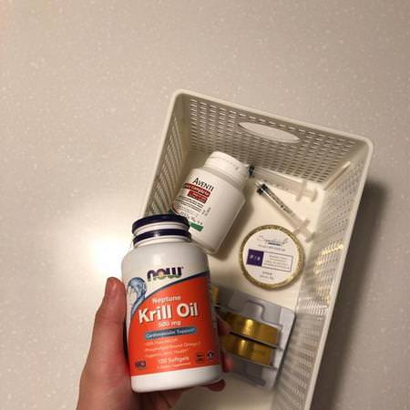 Now Foods, Krill Oil