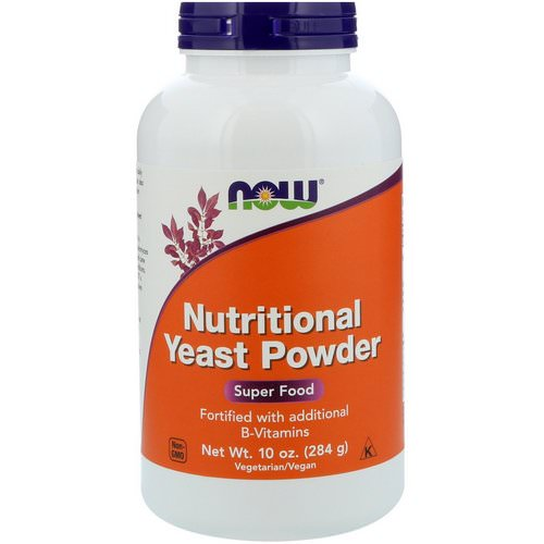 Now Foods, Nutritional Yeast Powder, 10 oz (284 g) Review