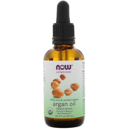 Now Foods, Organic Argan Oil, 2 fl oz (59 ml) Review