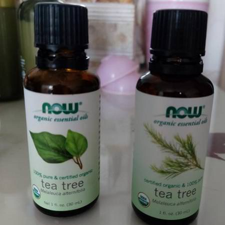 Organic Essential Oils, Tea Tree
