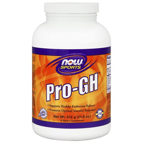 Now Foods, Pro-GH, 1.35 lbs (612 g) Review