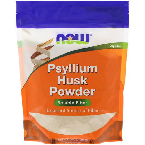 Now Foods, Psyllium Husk Powder, 1.5 lbs (680 g) Review