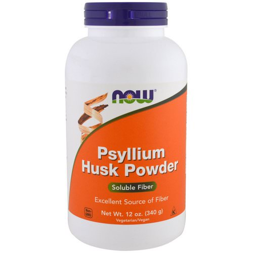 Now Foods, Psyllium Husk Powder, 12 oz (340 g) Review