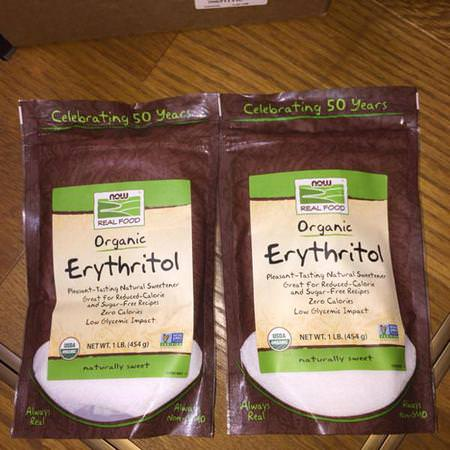 Now Foods, Erythritol