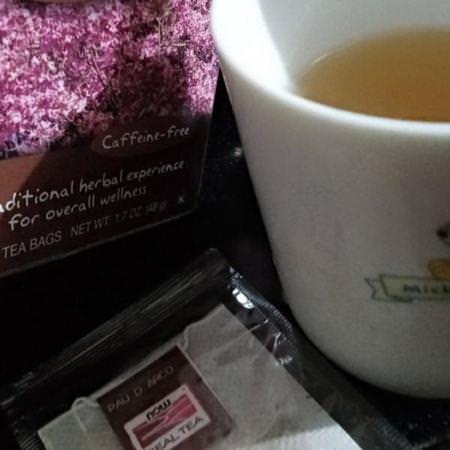 Now Foods Medicinal Tea Real