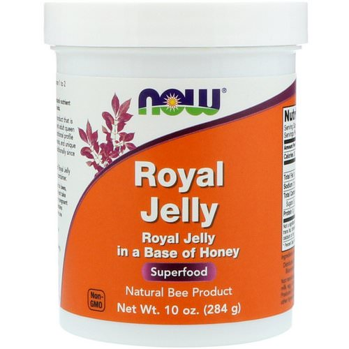 Now Foods, Royal Jelly, 10 oz (284 g) Review