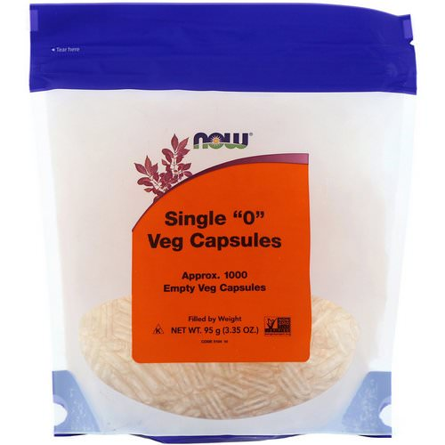 Now Foods, Single