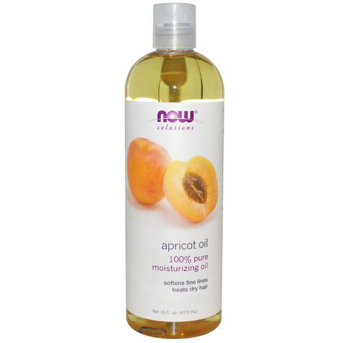 Now Foods, Solutions, Apricot Oil, 16 fl oz (473 ml) Review