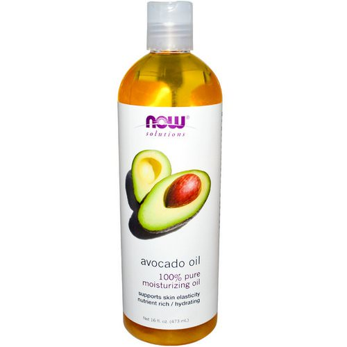 Now Foods, Solutions, Avocado Oil, 16 fl oz (473 ml) Review