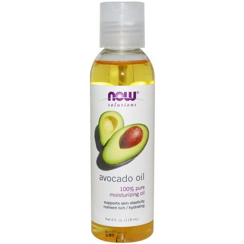 Now Foods, Solutions, Avocado Oil, 4 fl oz (118 ml) Review