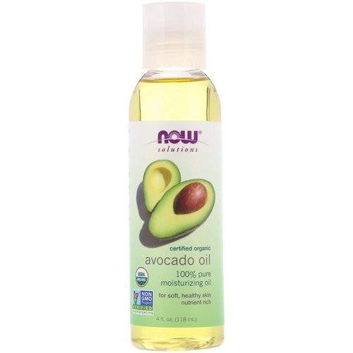 Now Foods, Solutions, Organic Avocado Oil, 4 fl oz (118 ml) Review