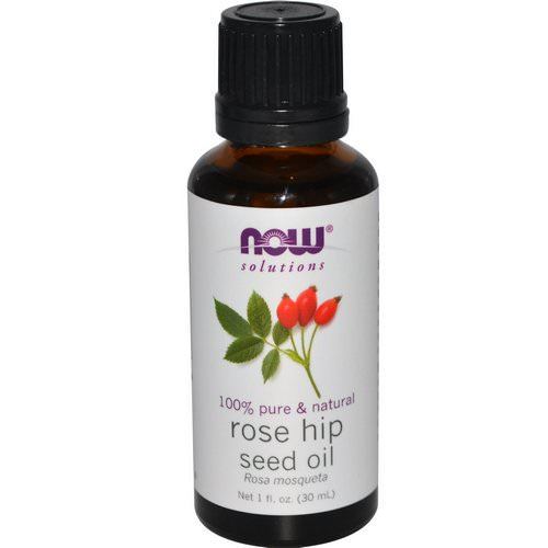 Now Foods, Solutions, Rose Hip Seed Oil, 1 fl oz (30 ml) Review