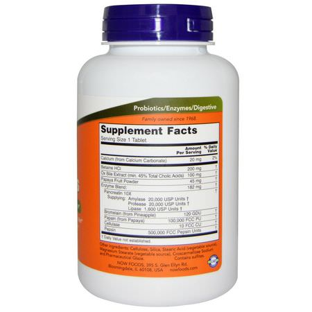 Digestive Enzyme Formulas, Digestive Enzymes, Digestion, Supplements