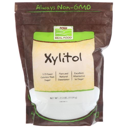 Now Foods, Xylitol, 2.5 lbs (1134 g) Review