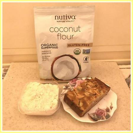 Grocery Baking Flour Mixes Nutiva