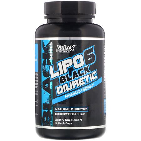 Nutrex Research, Diuretic Water Pills