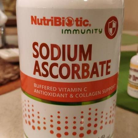NutriBiotic, Immunity, Sodium Ascorbate, Crystalline Powder, 16 oz (454 g) Review