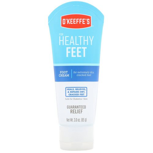 Organic Foot Cream Creme Best Natural Products
