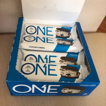 One Bar, Cookies & Cream