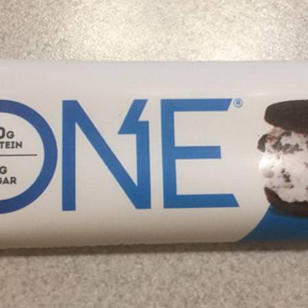 One Brands, One Bar, Cookies & Cream, 12 Bars, 2.12 oz (60 g) Each Review