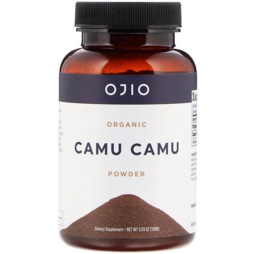 Ojio, Organic Camu Camu Powder, 3.53 oz (100 g) Review