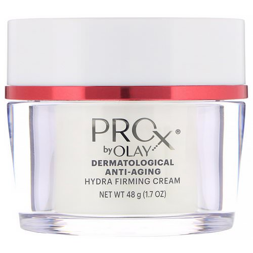 Olay, ProX, Dermatological Anti-Aging, Hydra Firming Cream, 1.7 oz (48 g) Review