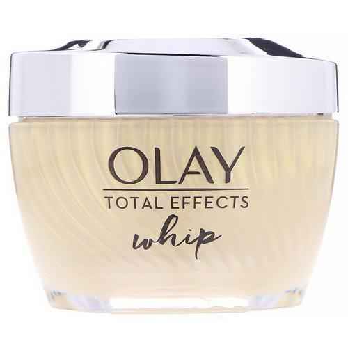 Olay, Total Effects Whip, Active Moisturizer, 1.7 oz (48 g) Review