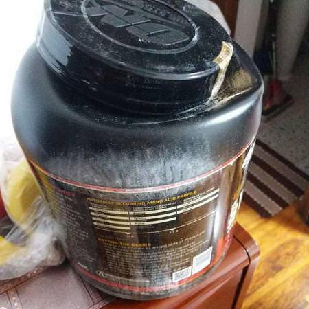 Optimum Nutrition, Gold Standard, 100% Whey, Cookies and Cream, 1.84 lbs (837 g) Review