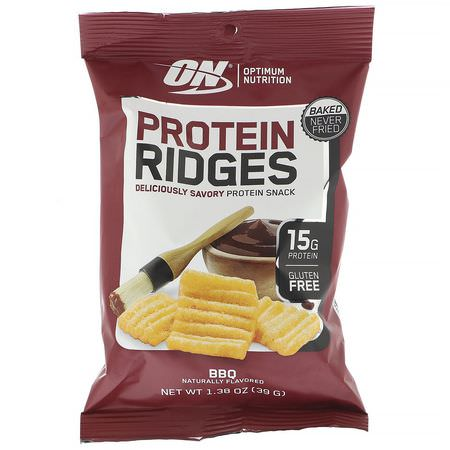 Optimum Nutrition, Protein Snacks, Snacks