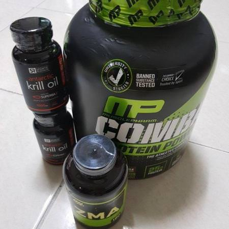 Optimum Nutrition, ZMA, 90 Capsules Review
