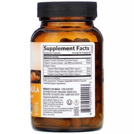 Curcumin, Turmeric, Antioxidants, Supplements