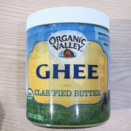 Organic Valley, Ghee