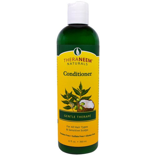 Organix South, Theraneem Naturals, Gentle Therape, Conditioner, 12 fl oz (360 ml) Review