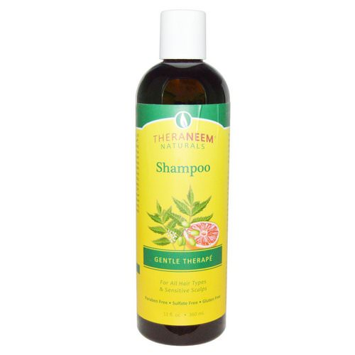 Organix South, TheraNeem Naturals, Gentle Therape, Shampoo, 12 fl oz (360 ml) Review