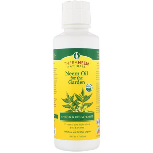 Organix South, TheraNeem Naturals, Neem Oil for the Garden, Garden and Houseplants, 16 fl oz (480 ml) Review