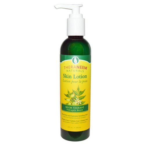 Organix South, TheraNeem Naturals, Neem Therape, Skin Lotion, 8 fl oz (240 ml) Review