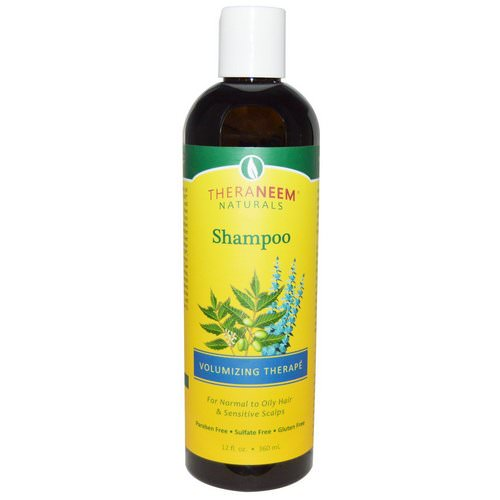 Organix South, TheraNeem Naturals, Volumizing Therape, Shampoo, 12 fl oz (360 ml) Review