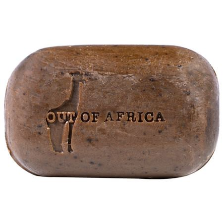 Out of Africa, Shea Butter Bar, Black Soap