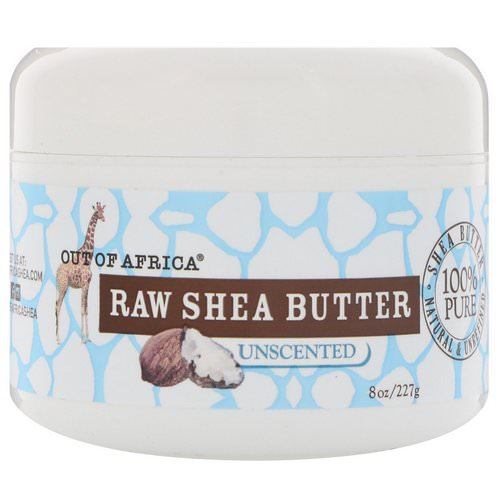 Out of Africa, Raw Shea Butter, Unscented, 8 oz (227 g) Review