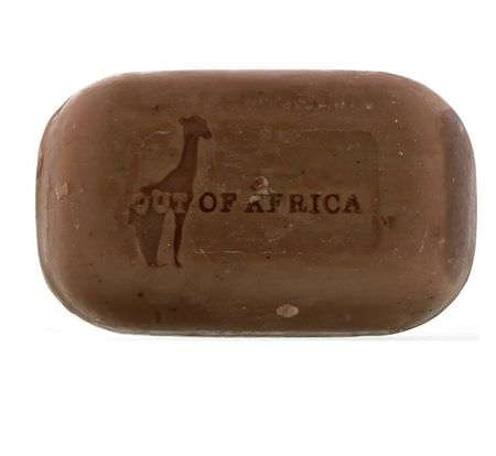 Out of Africa, Black Soap, Shea Butter Bar