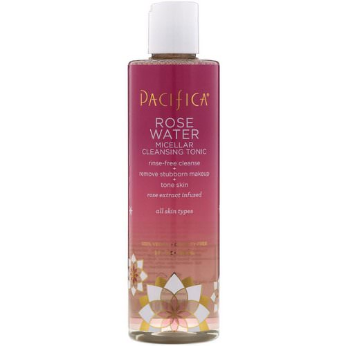 Pacifica, Rose Water, Micellar Cleansing Tonic, 8 fl oz (236 ml) Review