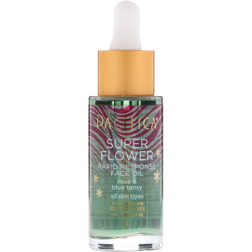 Pacifica, Super Flower, Rapid Response Face Oil, 1 fl oz (29 ml) Review