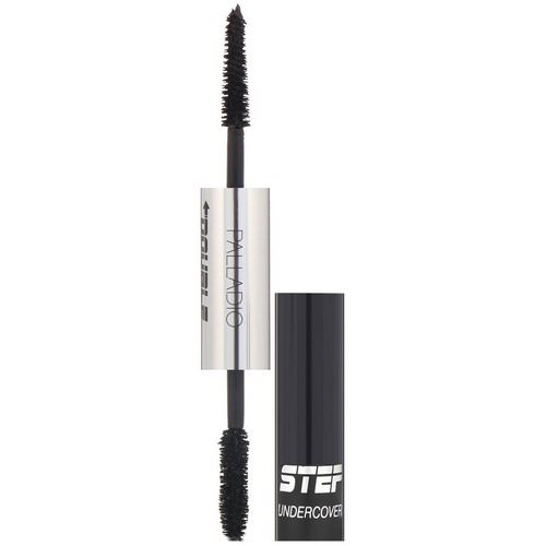 Palladio, Double Agent, Faux Lash Effect Mascara, Jet Black, 0.19 fl oz (5.5 ml) Review