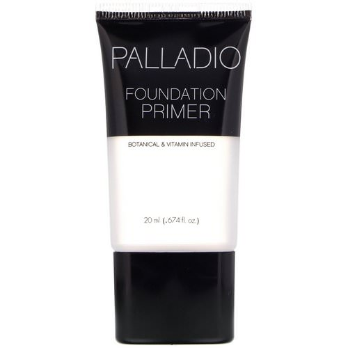 Palladio, Foundation Primer, 0.674 fl oz (20 ml) Review